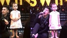 """Cười ra nước mắt khi Noo bị bé gái hờ hững """"bơ đẹp"""" trên sân khấu"""