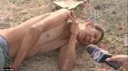 Phóng viên truyền hình bị chỉ trích vì phỏng  vấn người đang gặp nạn