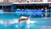 ĐKVĐ nhảy cầu Olympic bị điểm 0 với bài thì thảm họa