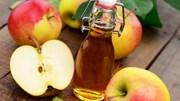 """Bí kíp tự làm giấm táo """"trị"""" mỡ bụng hiệu quả"""