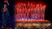 """Thủ tướng Nhật """"hóa"""" Mario trong pháo hoa rực rỡ tại bế mạc Olympic Rio 2016"""