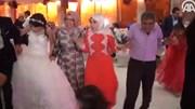 Khoảnh khắc bom nổ trong đám cưới ở Thổ Nhĩ Kỳ