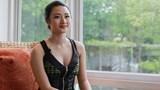 Hoa hậu Thu Ngân ủng hộ cha mẹ chia tay tìm hạnh phúc mới