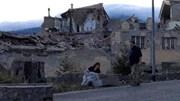 Cận cảnh đổ nát ở Italy sau trận động đất mạnh 6,2 độ Richter