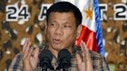 Tổng thống Philippines cảnh báo chiến tranh đẫm máu nếu Trung Quốc xâm phạm biển đảo