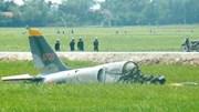 Máy bay quân sự rơi ở Phú Yên, một người tử vong
