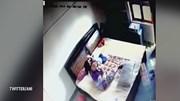 Chồng bí mật lắp camera ghi cảnh vợ đánh đập con