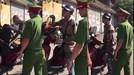 Thanh niên vi phạm còn chửi bới, xúc phạm cảnh sát giữa phố