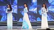 Chung kết HHVN 2016: Top 30 khoe dáng với trang phục áo dài