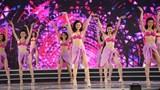 """Chung kết HHVN 2016: """"Bỏng mắt"""" với màn khoe vóc dáng gợi cảm trong phần thi Bikini"""