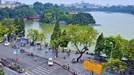 Hà Nội: phố đi bộ quanh Hồ Gươm đã sẵn sàng