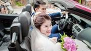 Choáng màn rước dâu hoành tráng gần 100 xe ô tô của cặp đôi Sơn La