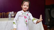 Xác lập kỷ lục ca nương nhỏ tuổi nhất Việt Nam