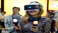 Chơi game thực tế ảo với Playstation VR tại Sony Show