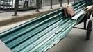 Kinh hoàng: Thêm một nạn nhân chết do bị tấm tôn cứa cổ