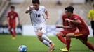Thua đậm U16 Iran, U16 Việt Nam tan mộng dự World Cup