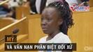 Bài phát biểu 'xé lòng' của bé gái da đen gây chấn động nước Mỹ