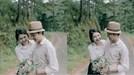 """Clip cưới """"siêu"""" lãng mạn của cặp đôi Quảng Trị khiến nhiều người ngất ngây"""