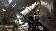 Đoàn tàu đâm vào nhà ga làm 3 người chết