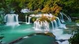Thiên đường mùa thu ở thác Bản Giốc