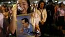 Quốc vương băng hà, Thái Lan ngập trong nước mắt