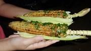 Bắp nướng mỡ hành: Trào lưu ẩm thực mới tại Sài Gòn