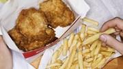 Suýt mù vì ăn gà rán, khoai tây chiên nhiều năm