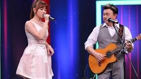 Chí Tài song ca 'Anh cứ đi đi' ngọt lịm cùng Hari Won