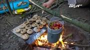 Cắm trại rèn luyện kỹ năng sinh tồn trong rừng sâu