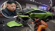 Rộ tin đồn ông Kim Jong Un bị tai nạn ô tô