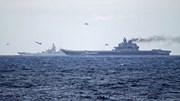 Hình ảnh 'Cỗ máy chiến tranh' khổng lồ của Nga tới Syria