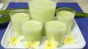 Sữa đậu xanh lá dứa - Trị mụn tận gốc, trắng hồng làn da