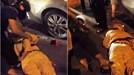 Cảnh sát ngã xe bất tỉnh khi đuổi người vi phạm giao thông