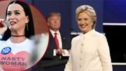 """Lời chỉ trích """"đàn bà hiểm độc"""" bất ngờ giúp bà Clinton lật ngược thế cờ"""