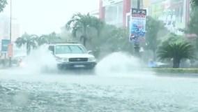 Mưa lớn, Quảng Bình nguy cơ tiếp tục ngập lụt