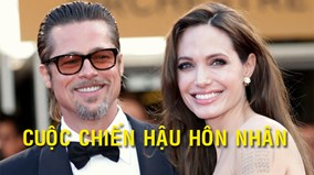 """Brad Pitt chính thức bước vào """"cuộc chiến"""" với Angelina Jolie"""