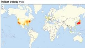 Trước bầu cử Mỹ, Twitter sập mạng toàn cầu
