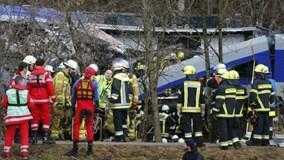 Anh: tai nạn tàu tại London làm 5 người thiệt mạng