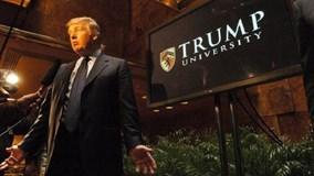 Donald Trump bồi thường 25 triệu USD trong vụ kiện Đại học Trump