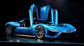 Ra mắt siêu xe NIO EP9, xe điện nhanh nhất thế giới