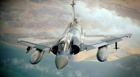 Khả năng thao diễn đáng nể của tiêm kích Mirage 2000