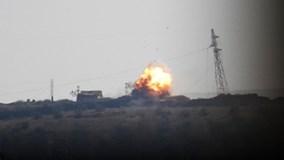 Xe tăng T-72 Syria sống sót trước tên lửa TOW của phiến quân