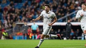 Con trai Zidane ghi bàn, Real chạy đà hoàn hảo cho El Clasico
