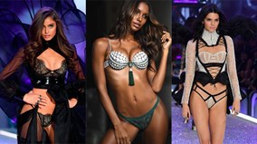 Rò rỉ video nét căng của Victoria's Secret Fashion Show 2016