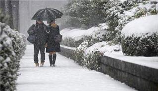 Bão tuyết dữ dội tấn công Nhật Bản