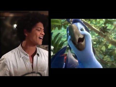 Bruno Mars hát nhạc phim cực nhộn cho