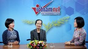 Bà Phạm Chi Lan: Mở to mắt mà học xung quanh!