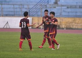Hightlight: Olympic Việt Nam 3-1 Hà Nội T&T