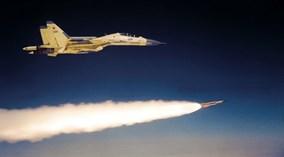 Xem tiêm kích Su-30MK2 ra oai, phóng nhiều loại tên lửa: Thật đã mắt!