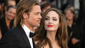 Cuộc chiến hậu hôn nhân: Brad thua 0-1 trước Angelina